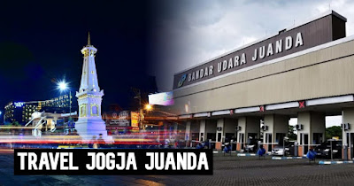 Travel Jogja Juanda
