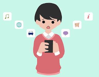 Cara agar tidak mudah bosan dengan hp / smartphone