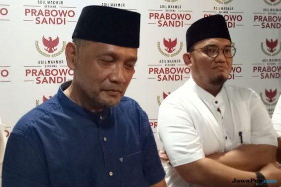 Prabowo Kukuhkan Kepengurusan Gerindra, Tunjuk Cucu Pendiri NU Jadi Waketum