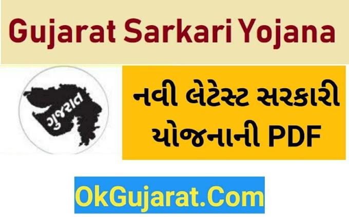 Gujarat Sarkari Yojana In Gujarati PDF 125+ Government Scheme 2021