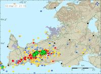 Giftiga vulkangaser största risken vid utbrott på Reykjanes