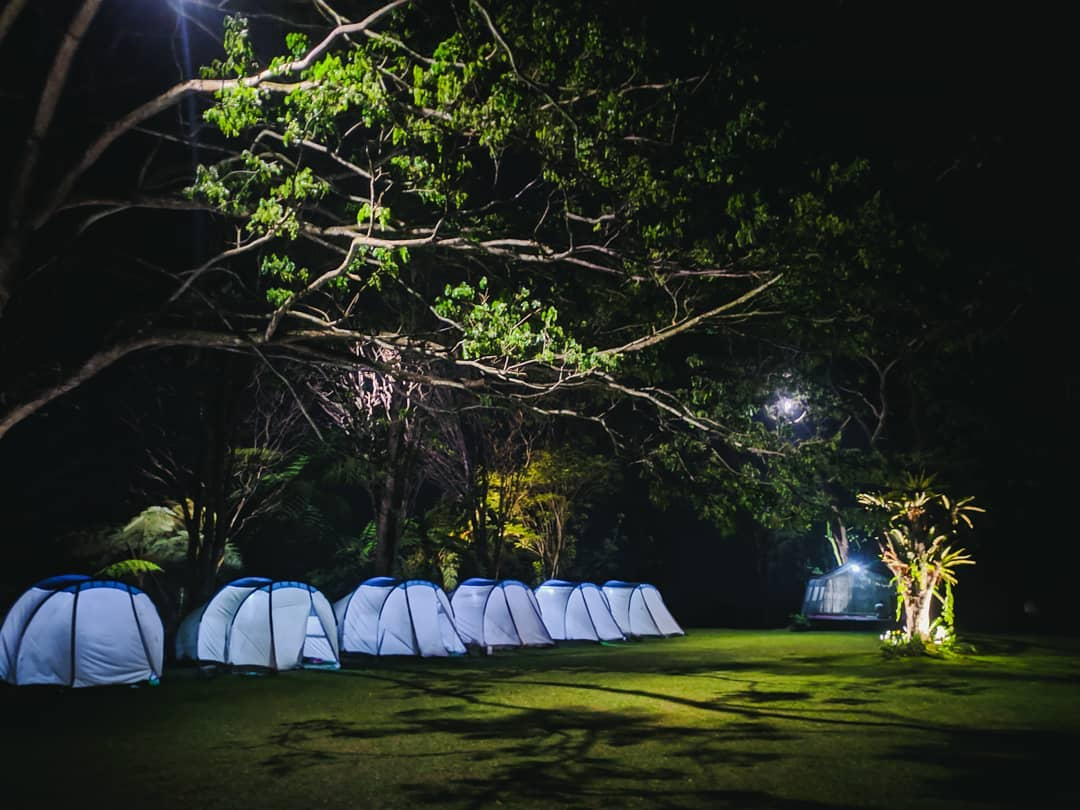 tanakita camping ground