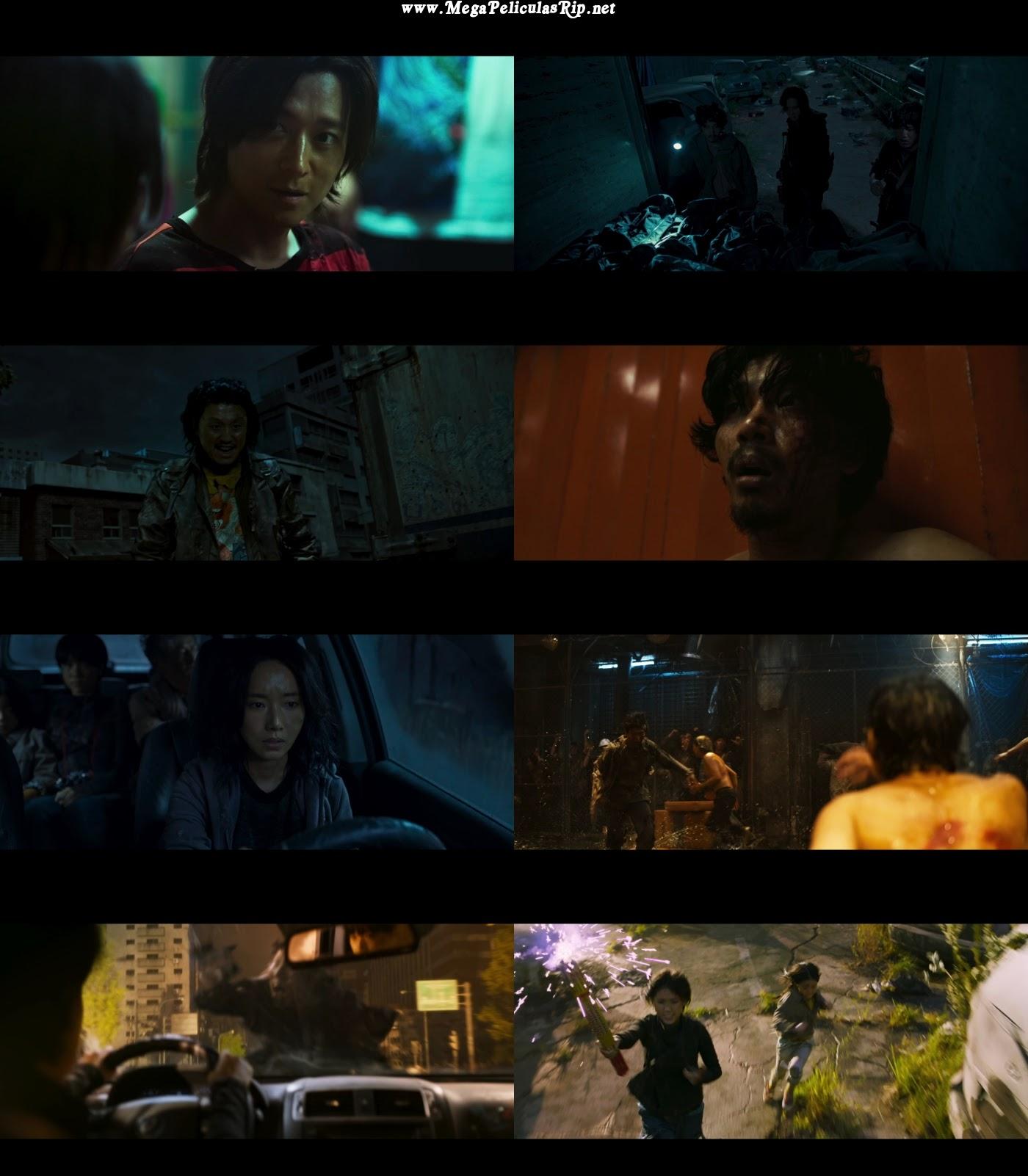 Estacion Zombie 2 1080p Latino