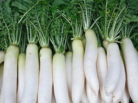 Cách giảm béo chân bằng củ cải đường