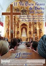 II Vía crucis rociero de Huelva