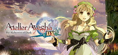 Atelier Ayesha The Alchemist of Dusk DX-CODEX