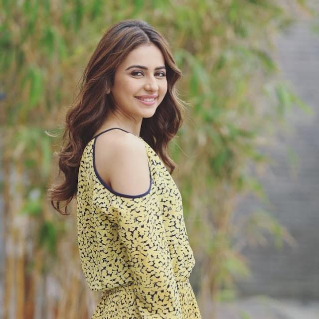 Rakul Preet Singh Latest Photo Shoot Pics Actress Trend