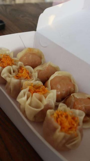 Pedas Gurih Seblak & Dumpling dari Ayu Kitchen Tongas
