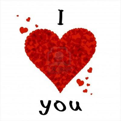 I Love You DP
