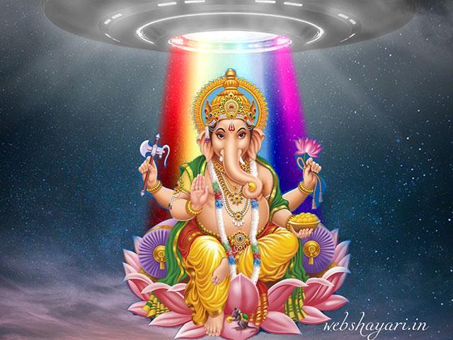Ganesha bhagwan wallpaper