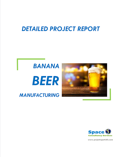 Project Report on Banana Beer Manufacturing