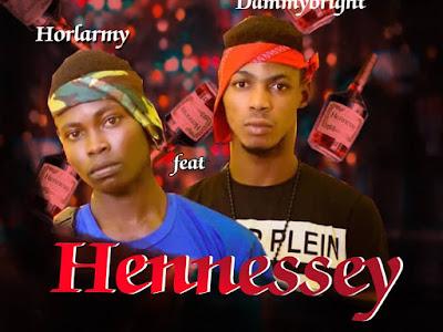 """Hot Street: Horlarmy x DammyBright  - """"Hennessy"""""""
