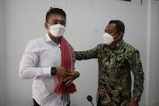 Wabup Patriana Terima Kunjungan DPRD Kabupaten Malaka