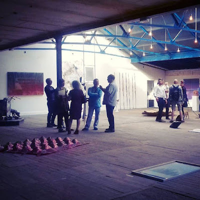 see hear art exhibition