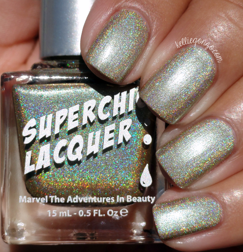 SuperChic Lacquer Wonderwall