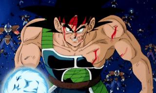 Bardock en el OVA de 1990.