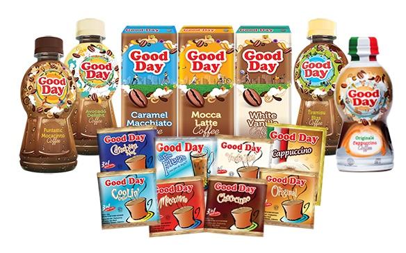 My Big Fat Competitor Good Day Coffee Originale Cappuccino Marketing And Consumer Behavior
