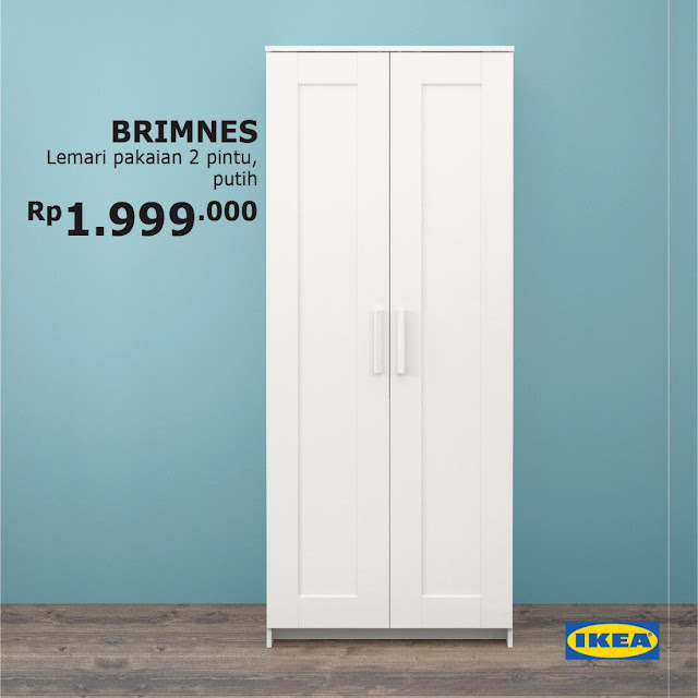 Lemari Kualitas Terbaik dari IKEA Indonesia