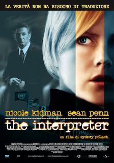 """The Interpreter"" movie poster"