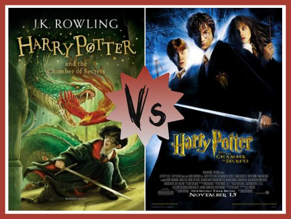 Harry potter book vs film essay
