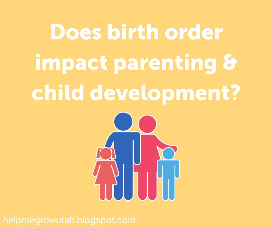 the relation between parents and children according to birth order Psychologists like leman believe the secret to sibling personality differences lies in birth order-- whether you're a first-, middle-, last-born, or only child -- and how parents treat their child.