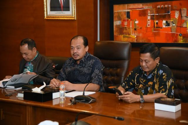 Bamus DPR Terima Konsultasi DPRD Cirebon