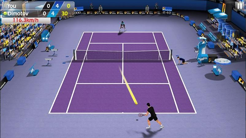 Download 3D Tennis Mod Apk 3