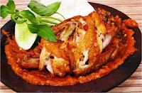 Resep Masakan Ayam Penyet, resep ayam penyet