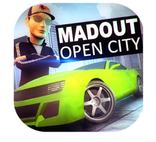 MadOut Open City apk + obb