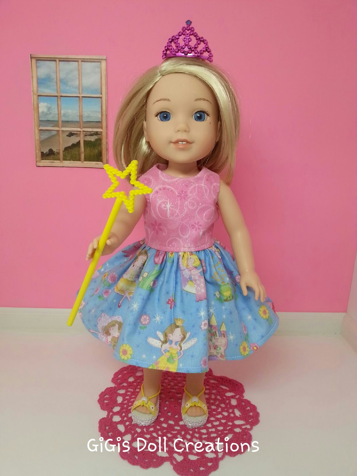 The Dolls Between Us: GiGi's Doll And Craft Creations: Clothing And Shoes For