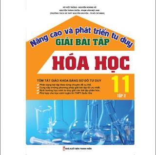 Nâng Cao Và Phát Triển Tư Duy Hóa Học 11 (Tập 2) (Tái Bản) ebook PDF-EPUB-AWZ3-PRC-MOBI