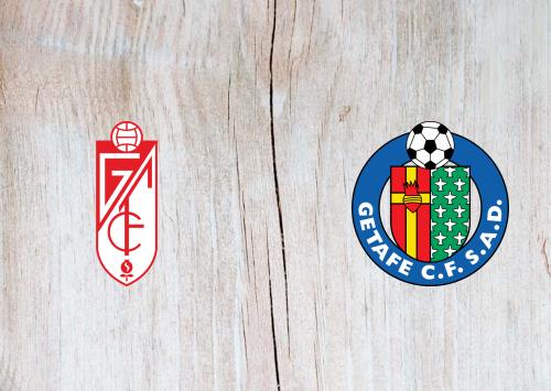 Granada vs Getafe -Highlights 23 May 2021