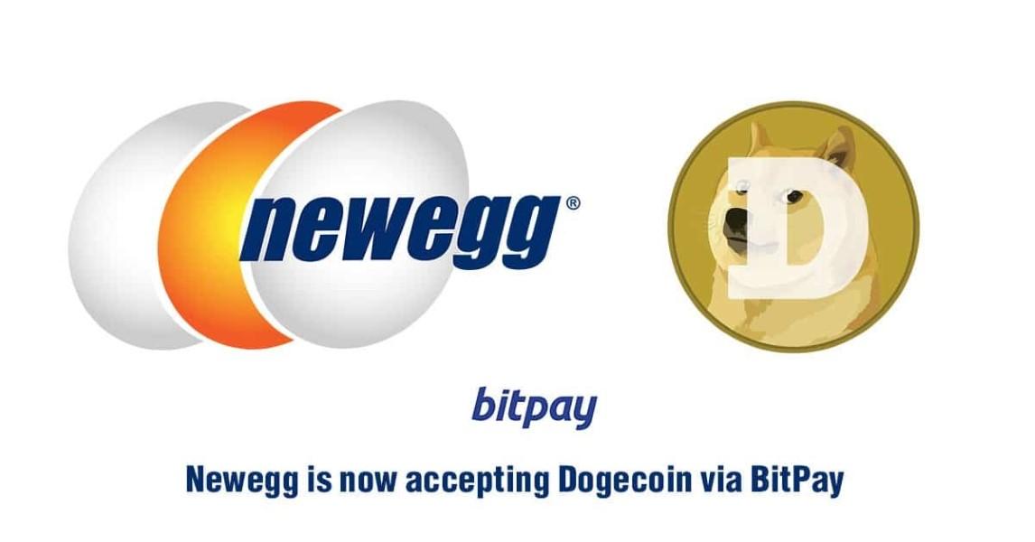 Newegg-y-Dogecoin
