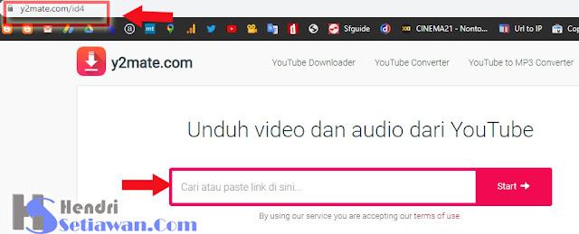 Cara Mendownload Video Youtube dengan Kualitas Tinggi HD 1080 | Tanpa Aplikasi