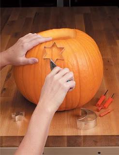 como tallar calabazas halloween
