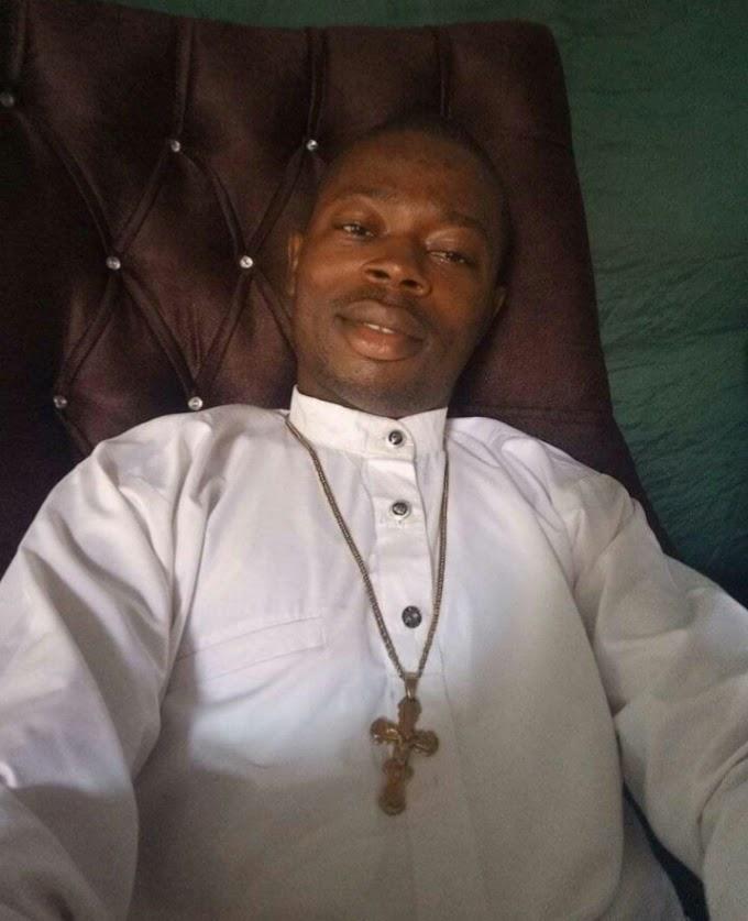 A prayer for you by Pastor u.j Chris