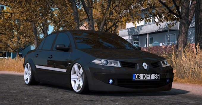 ETS 2 - Renault Megane 2 Modu (1.40)