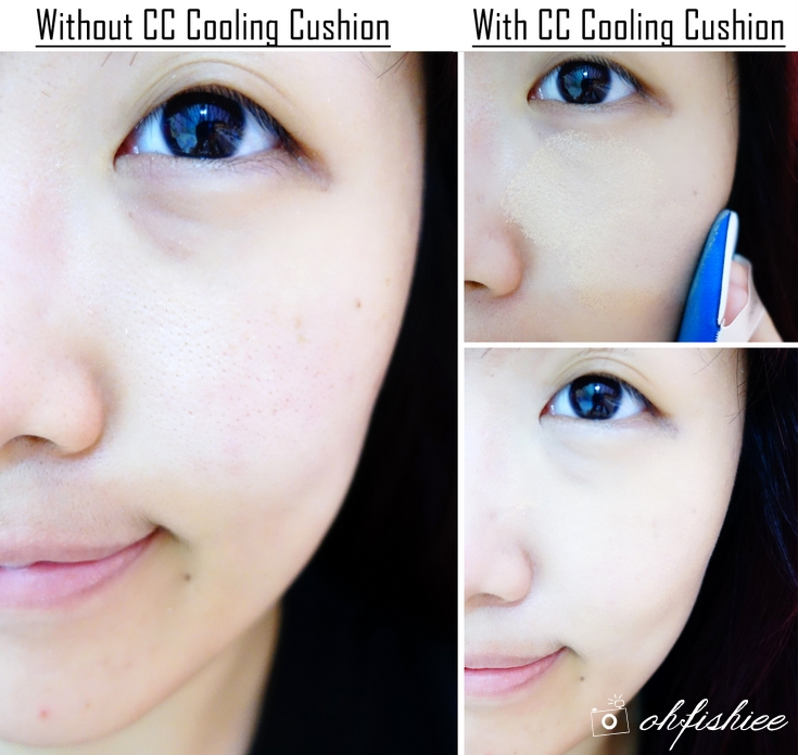 oh{FISH}iee: Review: THE FACE SHOP Miracle Finish Cushion Foundation ...