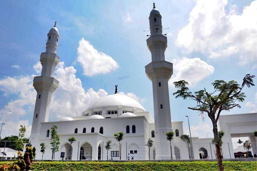 Masjid Hussain, Seremban 2
