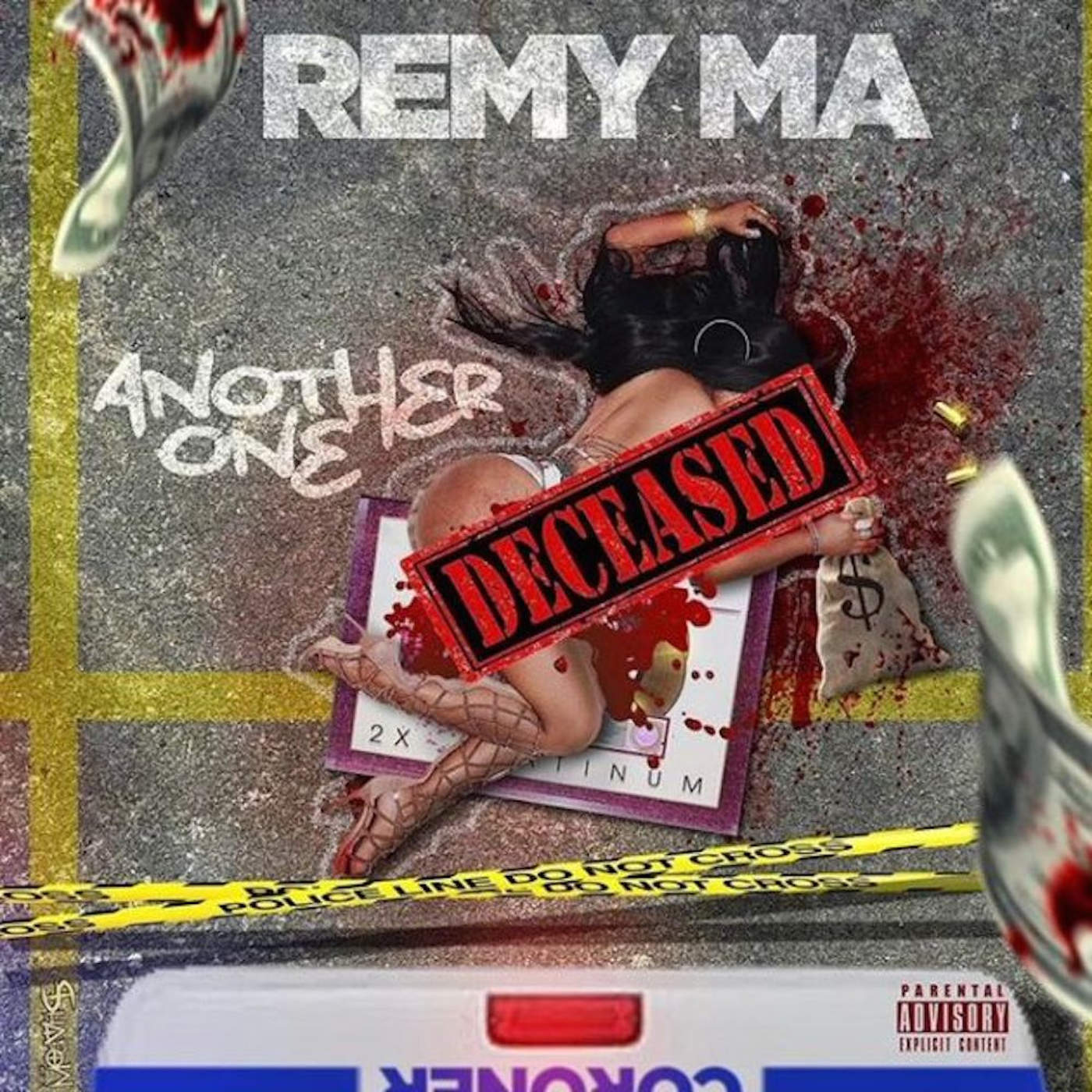 Remy Ma - Another One - Single Cover
