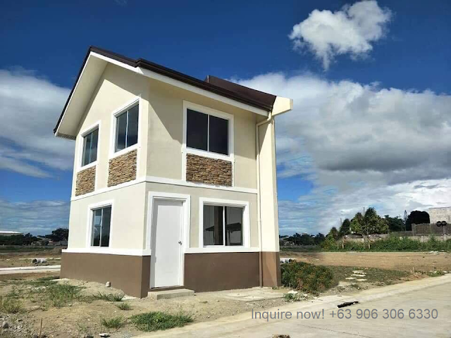 Tierra Vista Jasmine Single Attached - Pag-ibig Cheap Houses for Sale in Cavite