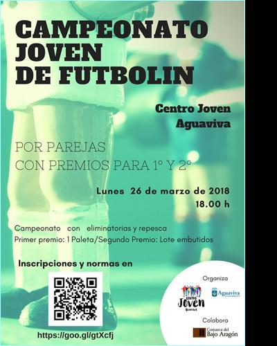Campeonato Joven de Futbolín
