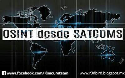 "OSINT desde satcoms ""Destructor navy"""