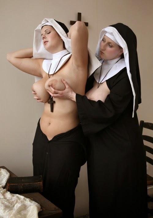 голые монашки много фото