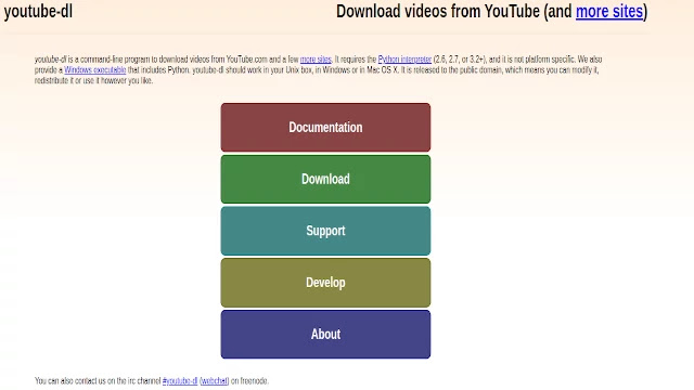 download-videos-online-from-youtube-dl
