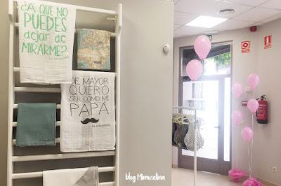tienda de bebé complementos accesorios decoración y textil para recién nacidos en villanueva de la cañada y venta online mimuselina.com