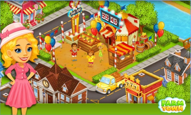 Farm Town Offline Screenshot 2