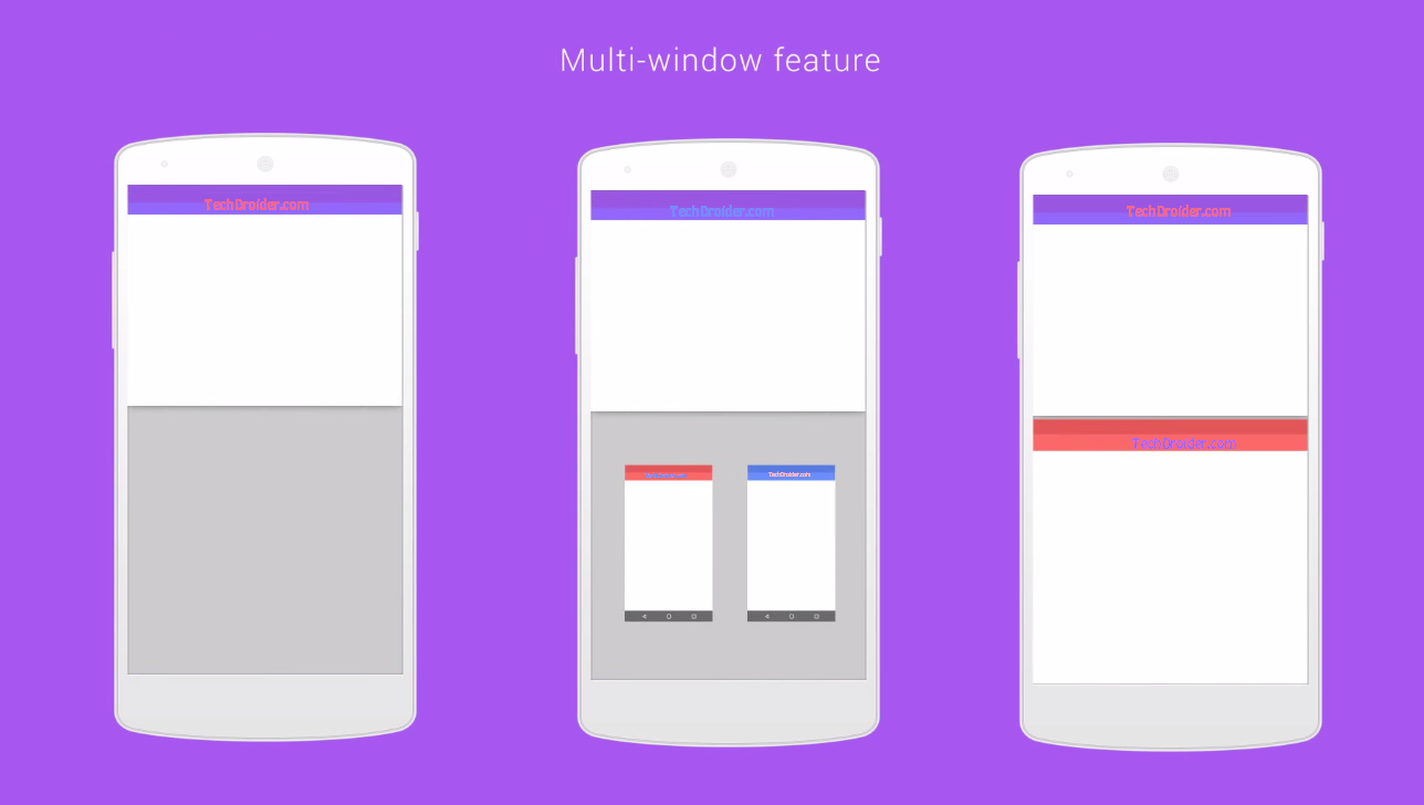 Android 6.0 Muffin Multiwindow feature