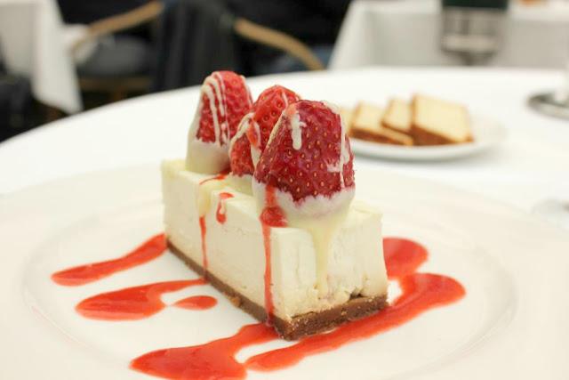 Chez Françoise restaurant gastronomique cuisine française paris restopartner mois gourmand