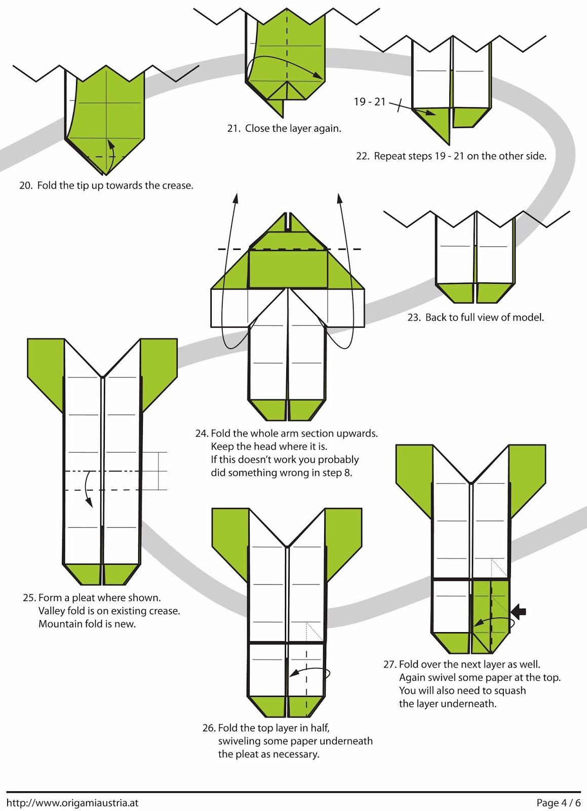 Unique Origami  Android Origami
